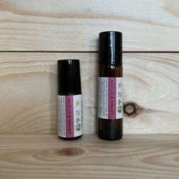 focused and in tune essential oil roller
