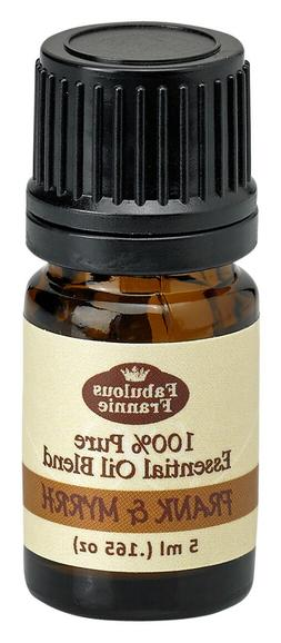Frankincense & Myrrh 5ml Pure Essential Oil Blend BUY 3 GET1