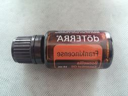 doTERRA FRANKINCENSE Essential Oil 15ml Bottle NEW - Free Sh