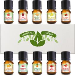 Fruity Fruits Good Essential Fragrance Oil Set - Strawberry,