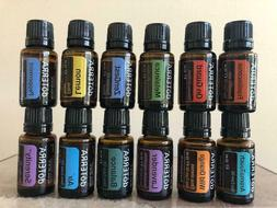 Genuine doTERRA Essential Oil 5ml or 15ml NEW/SEALED Exp 202