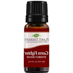Germ Fighter Synergy Essential Oil Blend 10 ml 100% Pure, Th