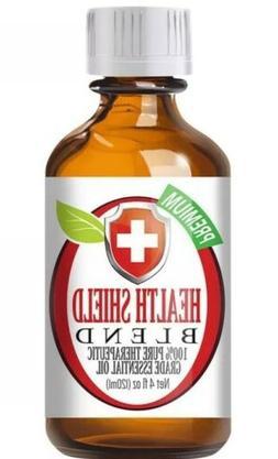 Health Shield 4oz 120 mL 100% Pure Therapeutic Grade Essenti