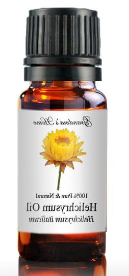 Helichrysum Essential Oil 5 mL - 100% Pure - Therapeutic Gra