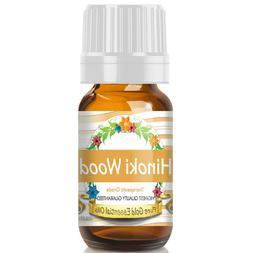 Hinoki wood Essential Oil  - Therapeutic Grade - 10ml