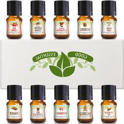 Holiday Dessert Good Essential Fragrance Oil Set - Apple Cin