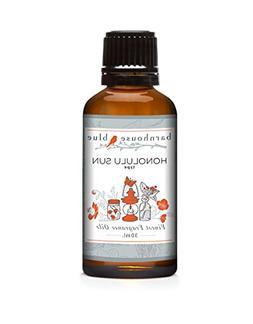 Barnhouse Blue - Honolulu Sun Type- Premium Fragrance Oil