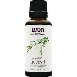 Now Foods Hyssop Oil, 1 Ounce