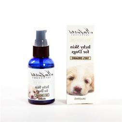 Itchy Skin For Dogs Wellness Oil Nature's Inventory 2 fl oz