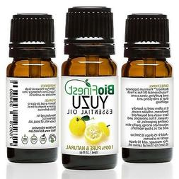 Biofinest Japanese Yuzu Essential Oil - 100% Pure Organic Th