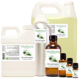 Juniper Berry Essential Oil 100% Pure Free Shipping 5ml-32oz