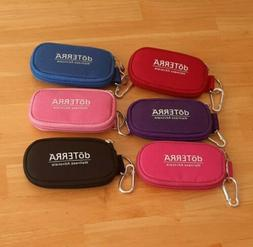 Doterra Keychain Essential Oil, sample size carrier 6 pack