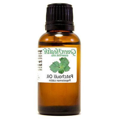 1 fl oz Patchouli Essential Oil  - GreenHealth
