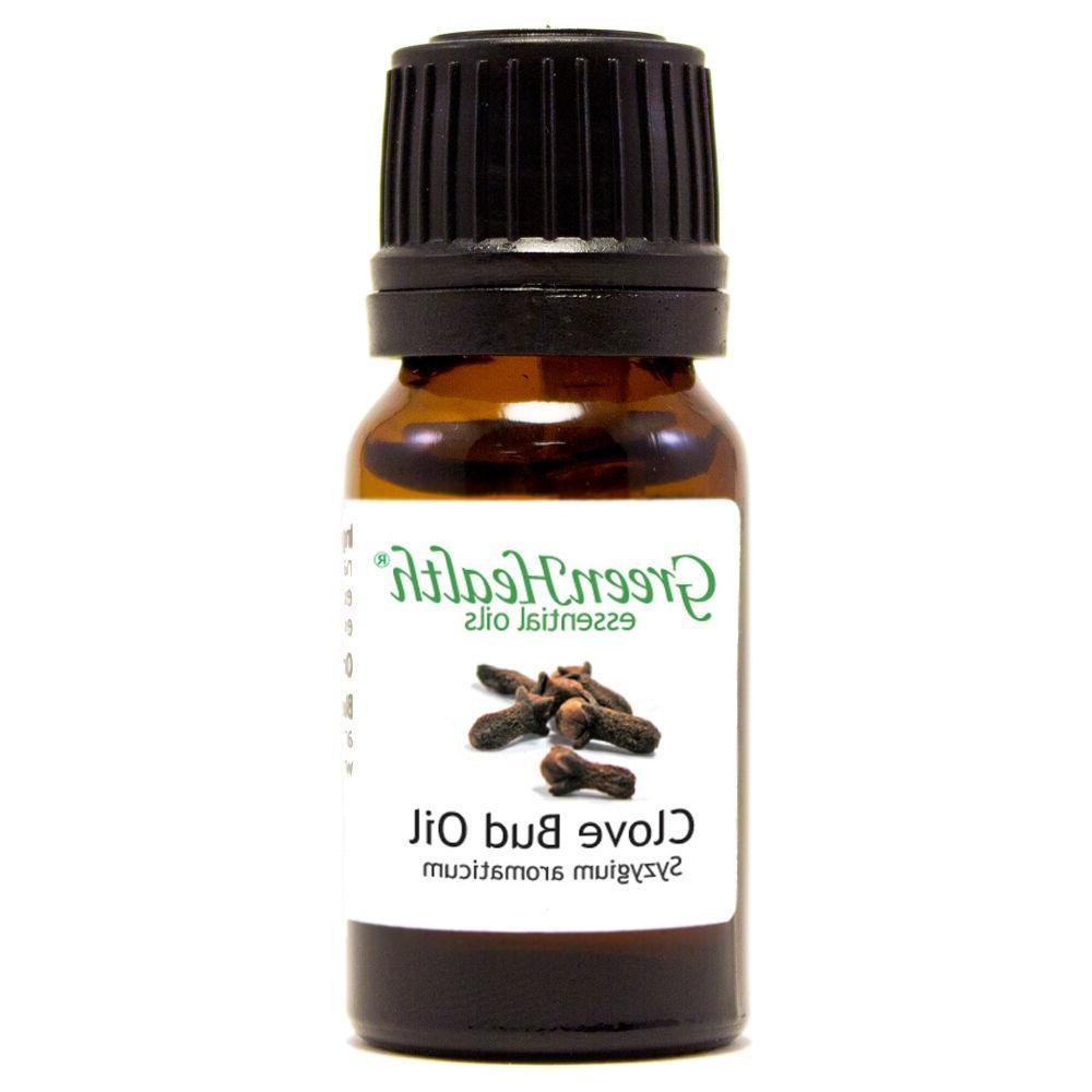 10 ml clove bud essential oil 100