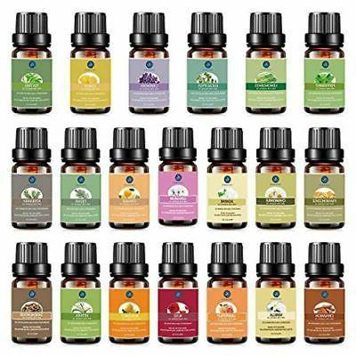 Lagunamoon Essential Oils Set 10mls