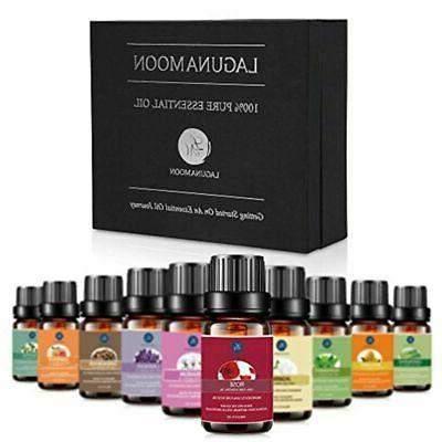 100 percent pure essential oils set 20
