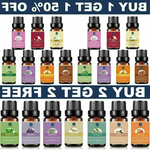 100 percent pure natural essential oil aromatherapy