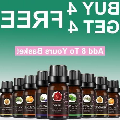 10ml aromatherapy essential oils natural home fragrances