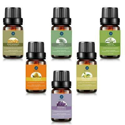 LM Aromatherapy Natural Essential Oil