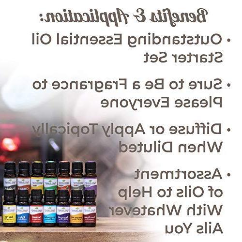 Plant 7 7 | Lavender, & 7 Blends A Box 100% Natural Aromatherapy, 10