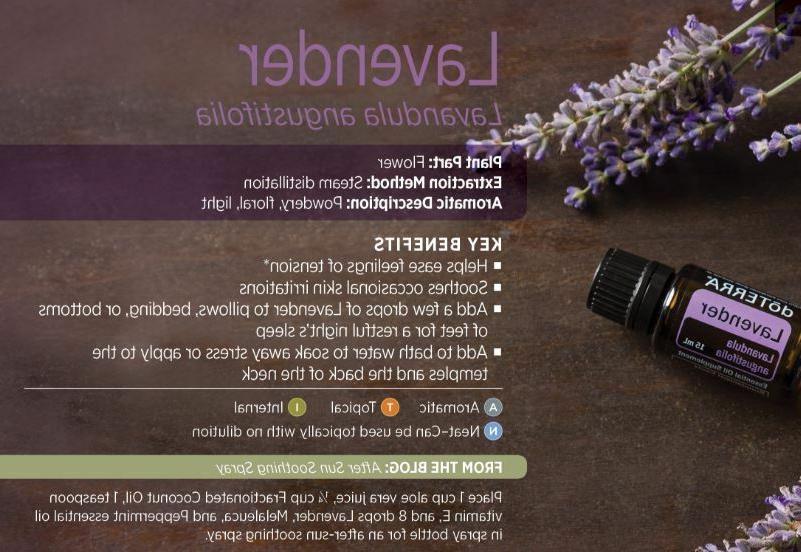 2 - Lavender Essential