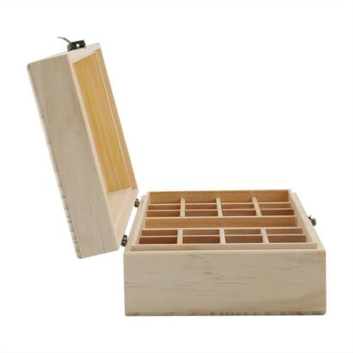 New Slots Aromatherapy Essential Wooden