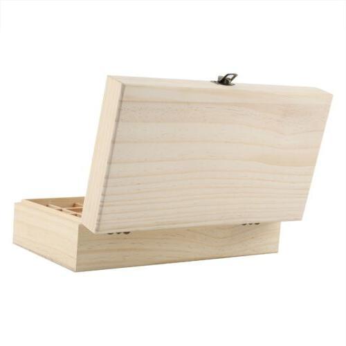 Essential Storage Box Wooden Case