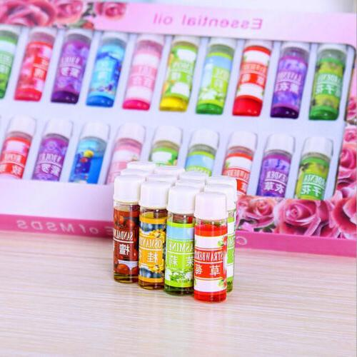 12 Mix Scents Kit Water-Soluble Aromatherapy Essential Oil 5