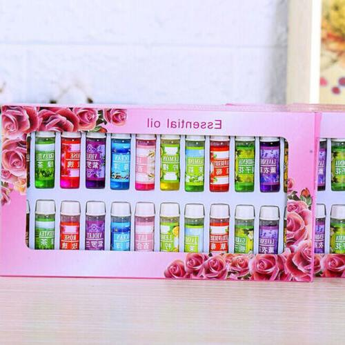 12 Mix Kit Water-Soluble Aromatherapy Essential Oil 5ml
