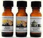 3 Oil Set White Tea & Ginger, Ginger, Ginger Verbena 1/2oz C