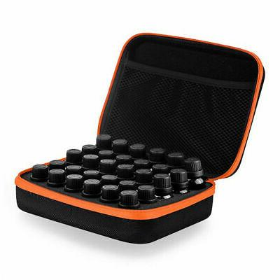 30 Carry Case 10/15ML Storage Aromatherapy Hand