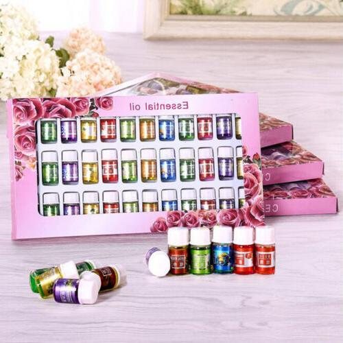 36 PCS Mix Scent Kit 3ml Water-soluble Essential Oil Set for