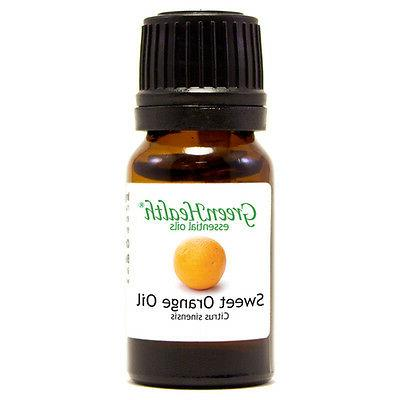 5 ml Orange Sweet Essential Oil  - GreenHealth