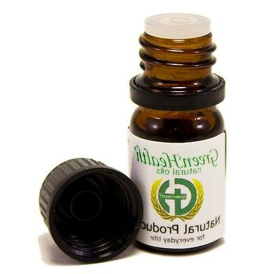 5 Essential Oil GreenHealth