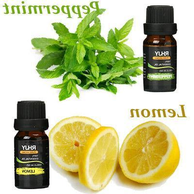 6/14 Essential Therapeutic Grade Oils 10ml US