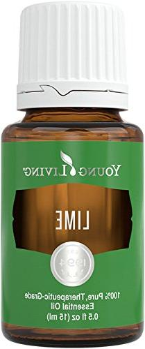 Young Living Lime Essential Oil 15ml by Young Living