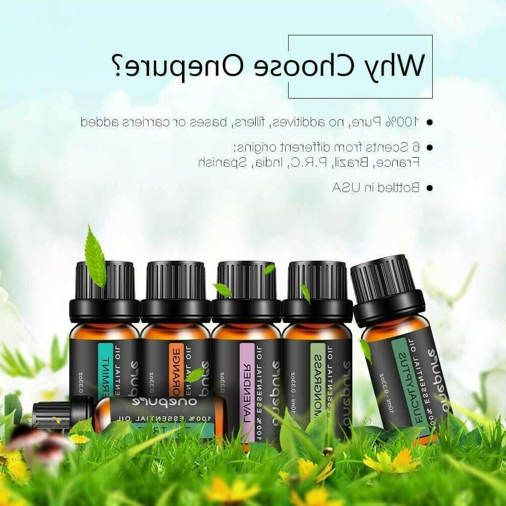 Onepure Aromatherapy 100% pure Essential Oils Gift Premium