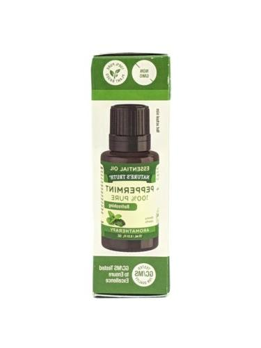 Nature's Truth Aromatherapy 100% Pure Essential Oil, Pepperm