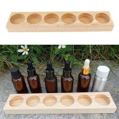 aromatherapy essential oil case display stand storage