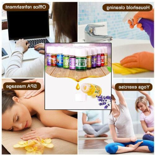 Aromatherapy Essential Oils 100% Natural Essential Fragrances STOCK