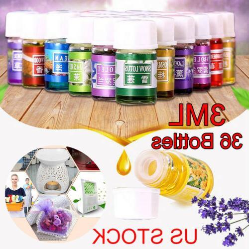 Aromatherapy Natural Essential Oil Fragrances