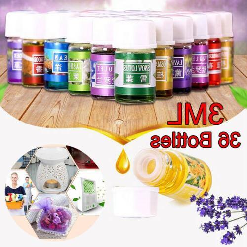 Aromatherapy Oils 100% Natural Fragrances US