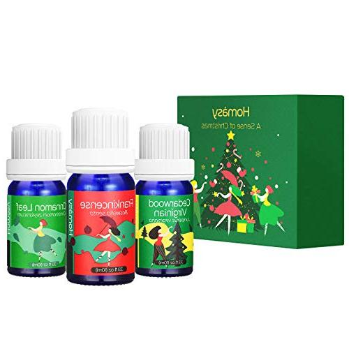 aromatherapy essential oils christmas gift