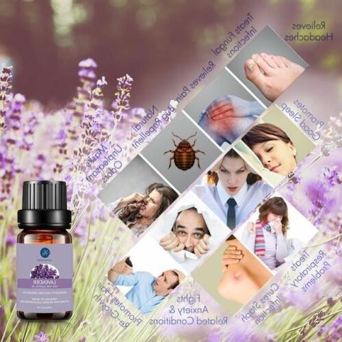 LAGUNAMOON™ Top 6 Aromatherapy Gift Set