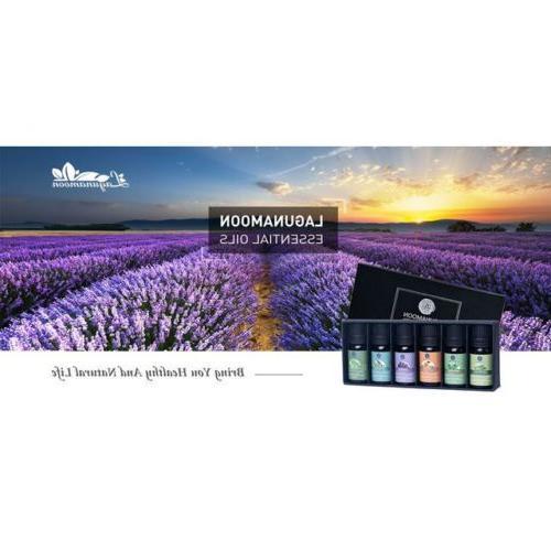 LAGUNAMOON™ 6 Aromatherapy Gift
