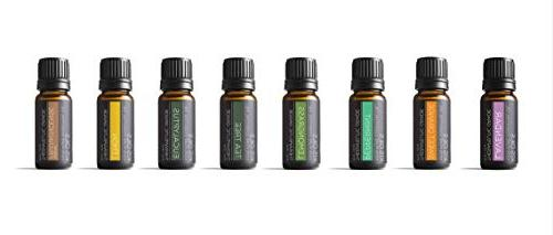 Aromatherapy Pure Sampler essential set 8/10ml