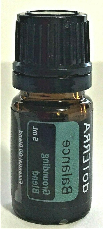 balance essential oil 5 ml new sealed