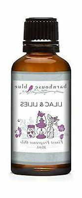 Barnhouse - Lilac & Lilies - Premium Grade Fragrance Oil (..