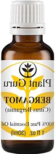 Bergamot Essential Oil 1 oz / 30 ml 100% Pure Undiluted Ther