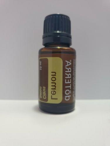 brand new lemon essential oil 0 5oz